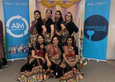 Interfaith Coopers Celebrating Diwali