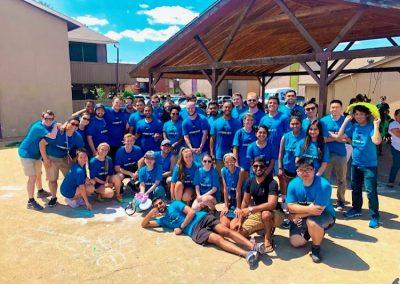 Mr. Cooper + United Way Volunteers